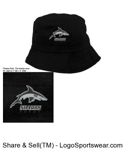 Sportsman Bucket Hat Design Zoom